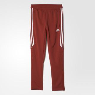 Tiro 17 Training Pants Mystery Red / White BS3688