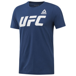 UFC Graphic T-Shirt Washed Blue CG0632