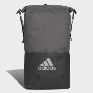 BACKPACK ZNE CORE BLACK/GREY FIVE F17/MGH SOLID GREY CY6069