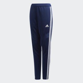 Pantaloni da allenamento Tiro 19 Dark Blue / White DT5177