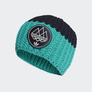 Mod Trefoil Beanie Night Navy DM1484