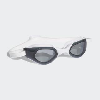 persistar comfort unmirrored swim goggle Smoke Lenses / White / Scarlet DH4504