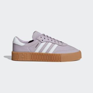 SAMBAROSE Shoes Soft Vision / Ftwr White / Gum 2 CG6205