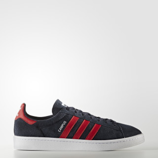 Campus ABC Shoes Night Navy / Scarlet / Cloud White DB1449