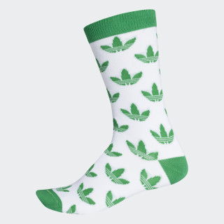 Calcetines Bajos Trefoil Thin Trefoil Thin 2 Pares LEGEND INK F17/WHITE/GREEN CE5709