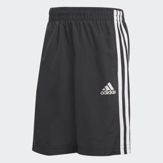 Little Boys Woven shorts Black / White / White DJ1522