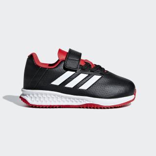RapidaTurf Predator EL Shoes Core Black / Red / Ftwr White AH2429