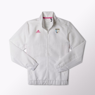 CAMPERA DE HOCKEY LEONAS WHITE AZ3493