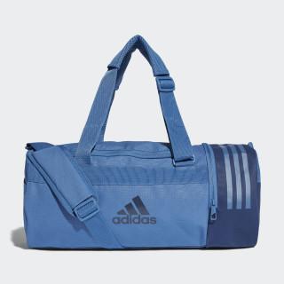 Maleta Convertible 3-Stripes Duffel Bag Small TRACE ROYAL S18/TRACE ROYAL S18/NOBLE INDIGO S18 CF3294