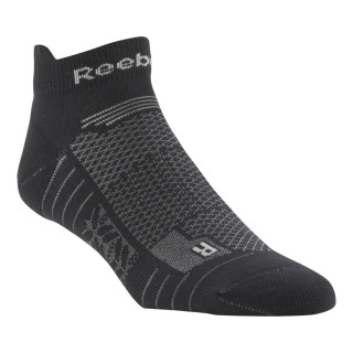 Running Unisex Ankle Sock Black / Mgh Solid Grey CD7234