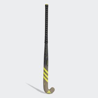 LX24 Compo 1 Hockeystick Brown /  Shock Yellow  /  White CY1691