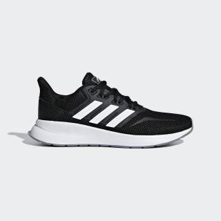 Scarpe Runfalcon Core Black / Ftwr White / Grey Three F36218