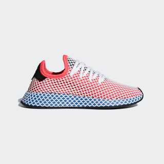 Deerupt Runner Shoes Solar Red / Solar Red / Bluebird AC8466