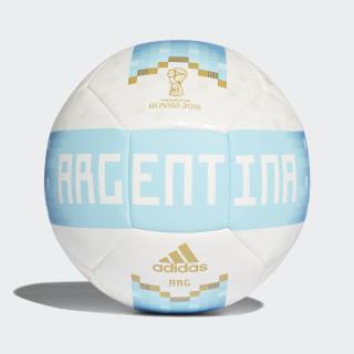 Argentina Ball White / Clear Blue / Matte Gold CF2317