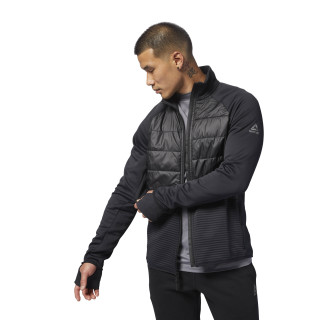 Thermowarm Padded Jacket Black CY4907