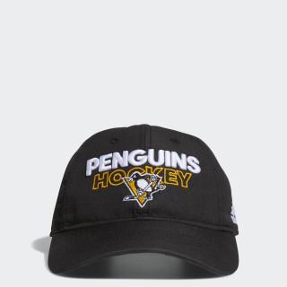 Penguins Adjustable Slouch Hat Multi BZ8839