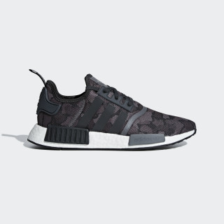Sapatos NMD_R1 Core Black / Grey Four / Grey Five D96616