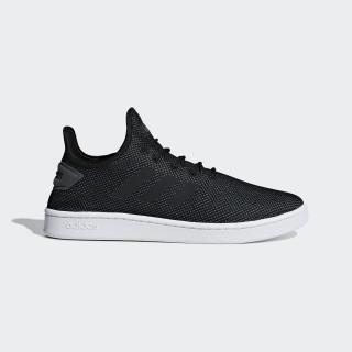 Court Adapt Shoes Core Black / Core Black / Grey Six F36418