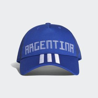 Argentina Hat Bold Blue / White CF5198