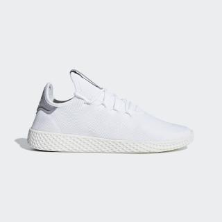 Chaussure Pharrell Williams Tennis Hu Ftwr White / Ftwr White / Chalk White B41793