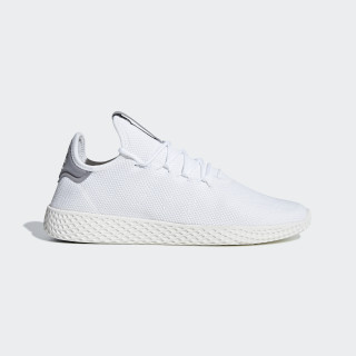 Pharrell Williams Tennis Hu Shoes Cloud White / Cloud White / Chalk White B41793