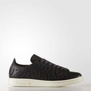 Sapatos Stan Smith Cutout Core Black/Core Black/Off White BY2976