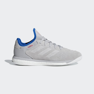 Copa Tango 18.1 Schuh Grey Two / Grey Two / Football Blue DB2237