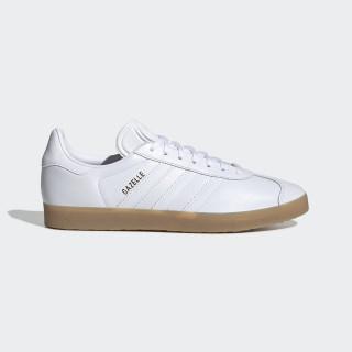 Zapatilla Gazelle Ftwr White / Ftwr White / Gum4 BD7479