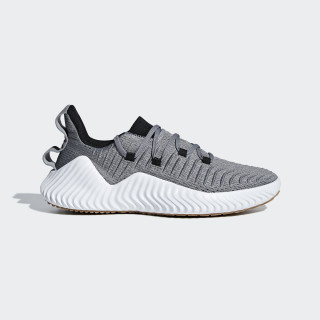 Zapatillas AlphaBOUNCE TRAINER GREY THREE F17/CORE BLACK/RAW DESERT BB6949