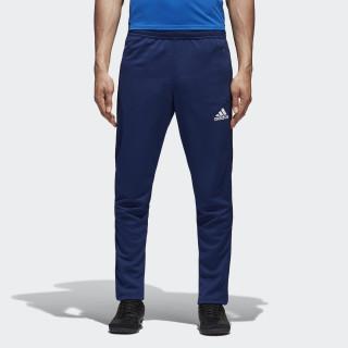 Pantalón de entrenamiento Tiro 17 Dark Blue/White BQ2719
