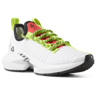 Sole Fury White / Black / Lime / Red DV4490