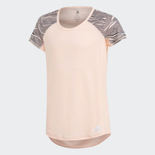 T-shirt Running Clear Orange / Carbon DJ1097