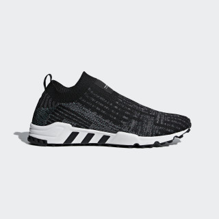 EQT Support Sock Primeknit Schuh Core Black / Grey Five / Crystal White B37526
