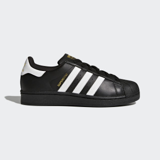 Superstar Foundation Shoes Core Black/Footwear White B23642