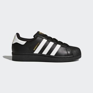 Zapatilla Superstar Foundation Core Black/Footwear White B23642