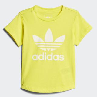 Camiseta Color BRIGHT YELLOW CE8906