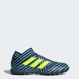 Hommes Nemeziz Tango 17+ 360 Agility Turf Boots Legend Ink /Solar Yellow/Energy Blue BY2303