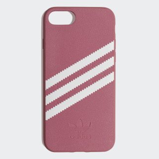 Molded Case iPhone 8 Trace Maroon / White CK6175