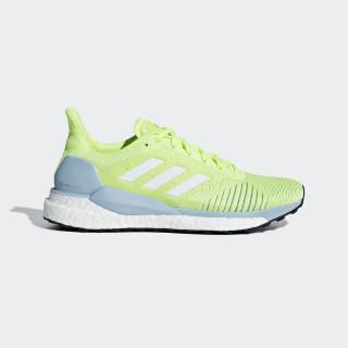Solar Glide ST Shoes Hi-Res Yellow / Cloud White / Ash Grey D97428