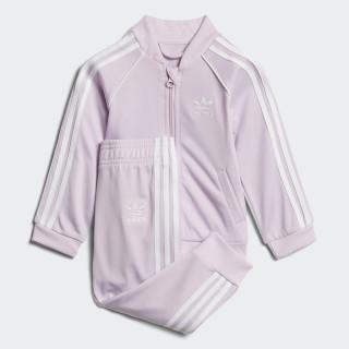 SST Track Suit Aero Pink CE1981