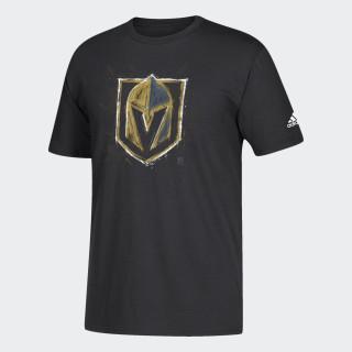 T-shirt Golden Knights Sketchpad Logo Multi / Black DP2157