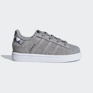 Zapatilla Superstar Ch Solid Grey / Ch Solid Grey / Ftwr White B37284