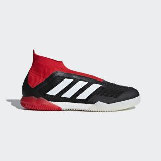Zapatilla de fútbol sala Predator Tango 18+ Indoor Core Black / Ftwr White / Red DB2054