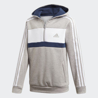 Sport ID Fleecehoodie Mgh Solid Grey / White / Collegiate Navy DI0206