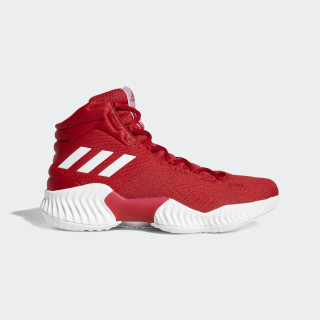 Pro Bounce 2018 Shoes Power Red / Cloud White / Power Red AH2663