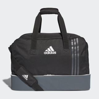 Tiro Team Bag with Bottom Compartment Medium Black/Dark Grey/White B46123