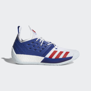 Harden Vol. 2 Shoes Mystery Ink / Cloud White / Blue Tint AQ0026