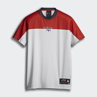 adidas Originals by AW Tee St Brick / Clear Grey DT9483