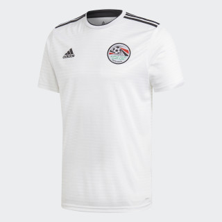 Egypt Away Jersey White CL4338