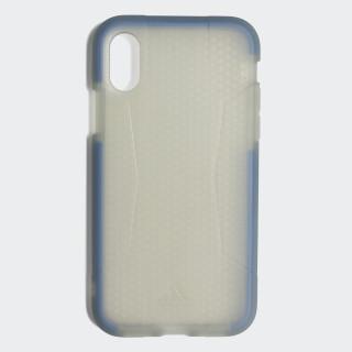 Agravic Case iPhone X Ash Silver / Hi-Res Blue CK4901